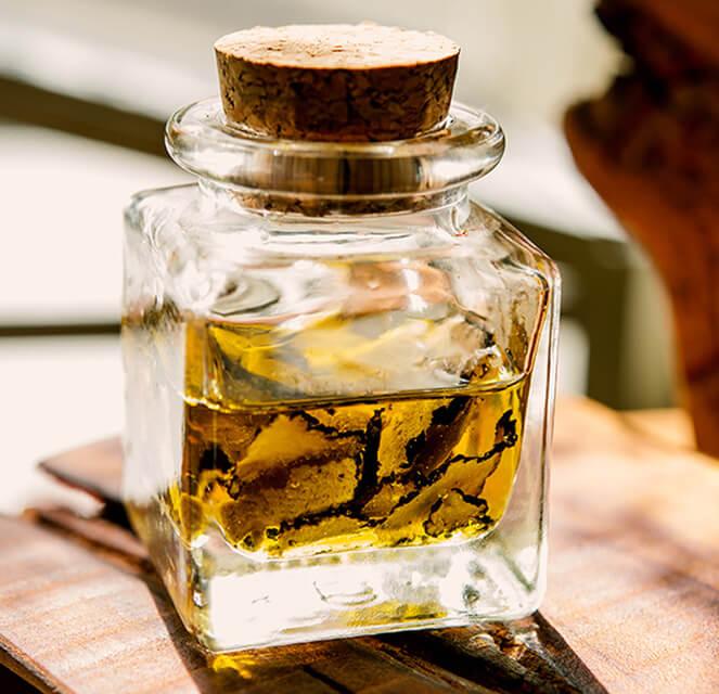 Aceites Aromatizados y Laminadores de Trufa