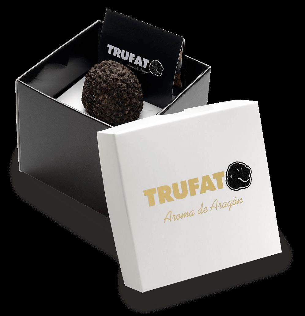 Trufato: Comprar trufa negra